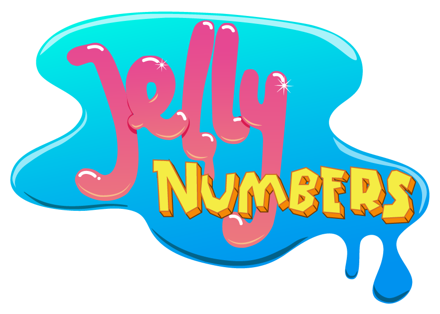 jelly numbers LOGO