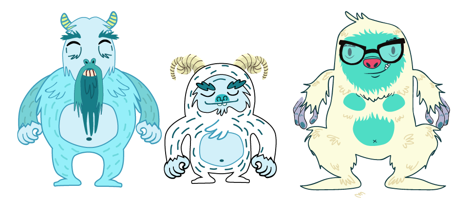 Dr.Yeti First proposals